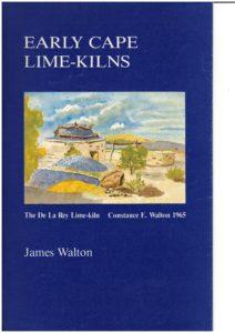 Early Cape Lime-Kilns