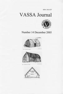 VASSA Journal 14 Cover