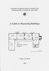 A Guide to Measuring Buildings
