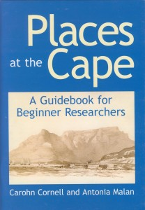 Places at the Cape