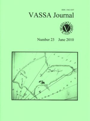 VASSA Journal No. 23