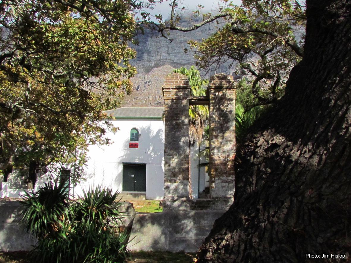 Homestead Park in Oranjezicht
