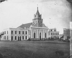 Lutheran Church, Stand St, Arthur Elliot photograph