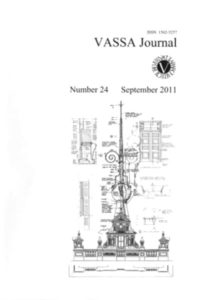 VASSA Journal Vol. 24