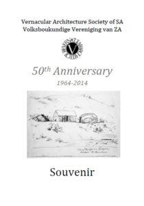 VASSA 50th Anniversary Souvenir Brochure (2014) - A Look Back