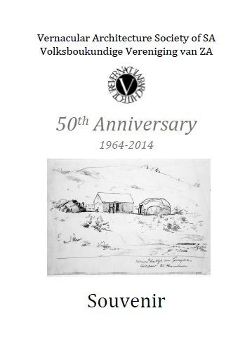 VASSA 50th Anniversary Souvenir Brochure (2014) - A Look Back