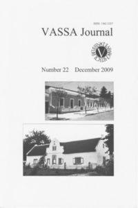 VASSA Journal 22