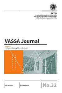 VASSA Journal 32