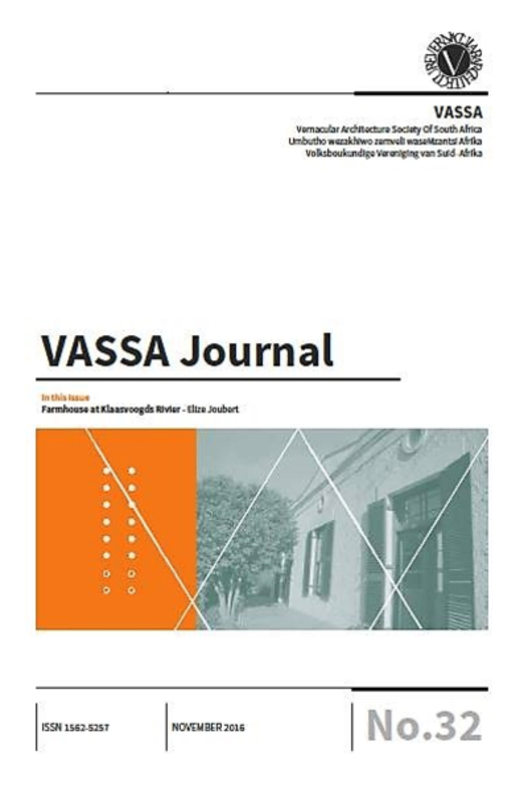 VASSA Journal 32
