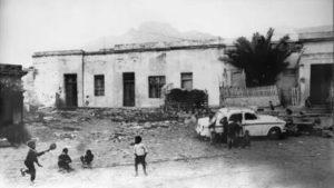 Vernon Terrace, District Six, pre demolition