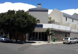 Vernon Terrace, District Six, after demolition