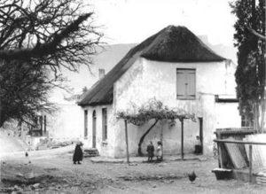 Spolander House in the Bo Kaap by Arthur Elliot (The house still exists)